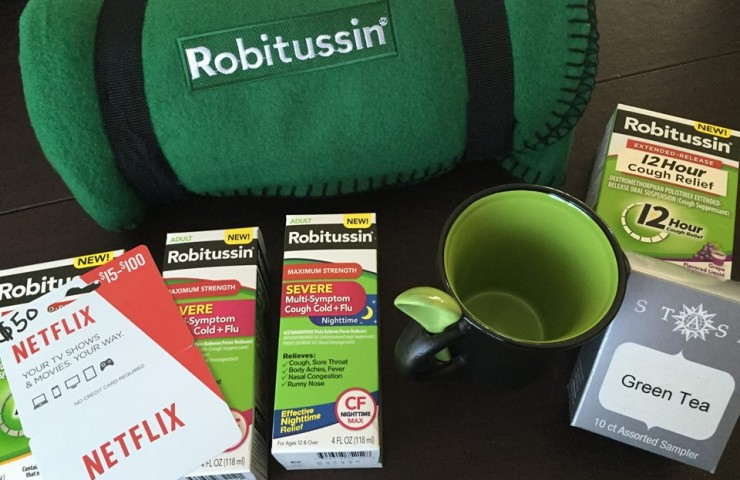 Robitussin Cough Relief {#FeelBetterFormula Giveaway}