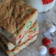 White Peppermint Squares