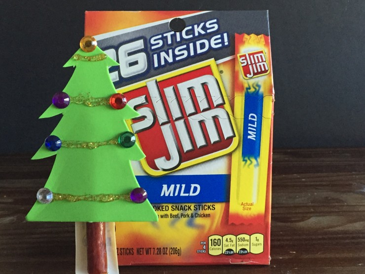 Slim Jim Trees