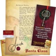 Santa Sent Me A Letter