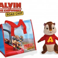 Alvin and the Chipmunks: The Road Chip!