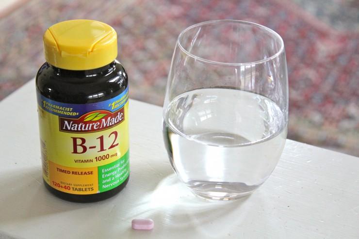 Nature Made B-12