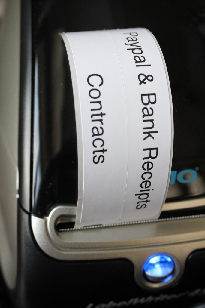 Tax labels