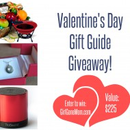 Valentine's Day Gift Guide + Giveaway (ARV $225)