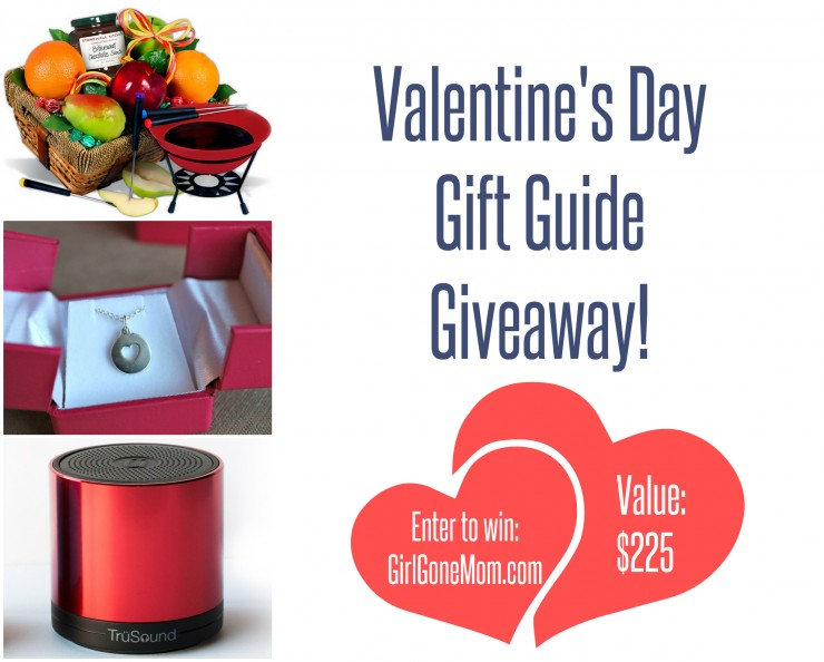 Valentine's Day Gift Guide Giveaway ARV $225!