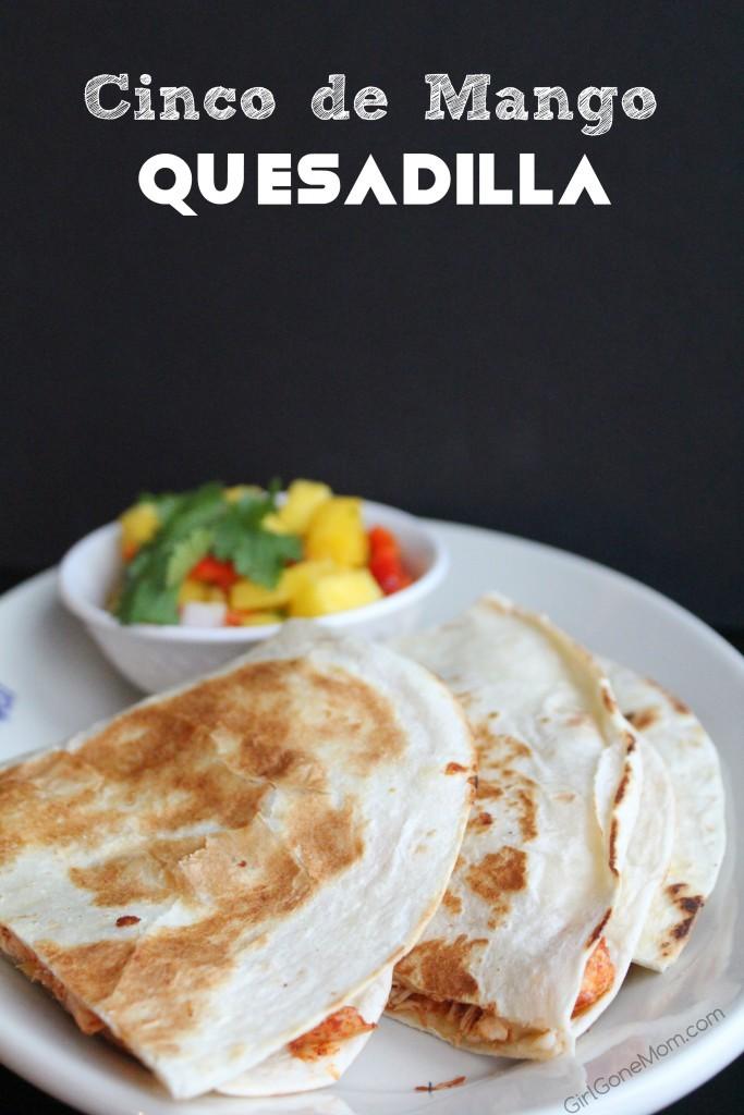 Mango Quesadilla