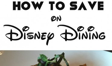How to save money on Disney dining #DisneySMMC