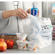Grocery shopping made easy with Peapod online #PeapodDelivers