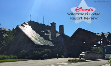 Disney's Wilderness Lodge Resort Review