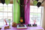 Disney Descendants Theme Party