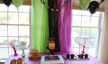 Disney Descendants Birthday