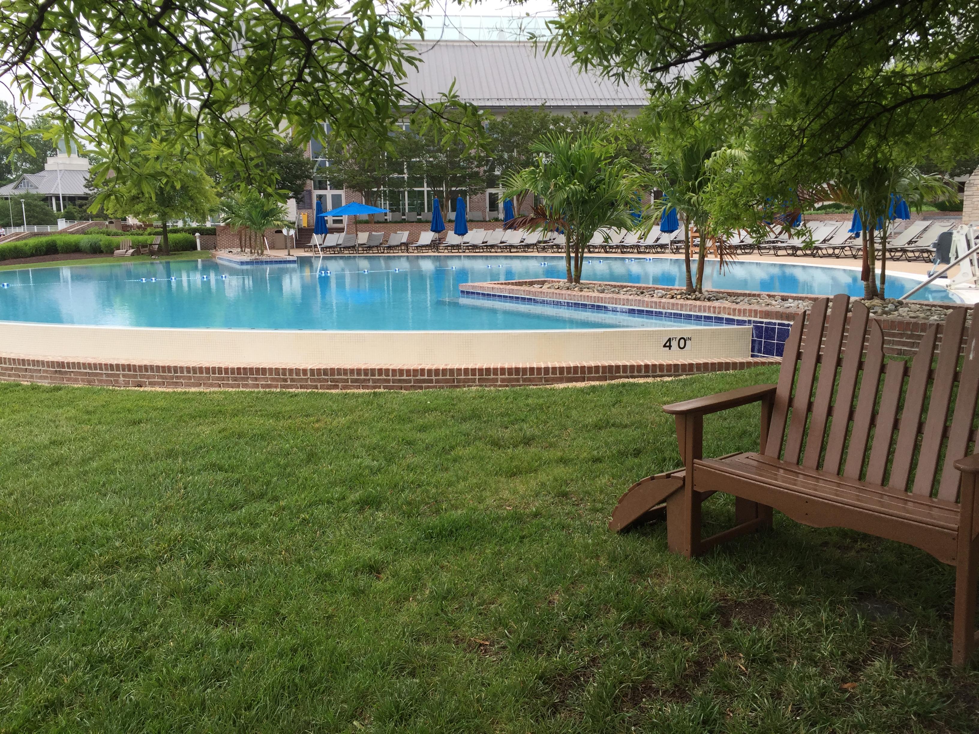 the perfect weekend getaway hyatt chesapeake bay resort. Black Bedroom Furniture Sets. Home Design Ideas