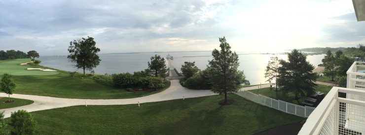 Hyatt Chesapeake Bay Resort in Cambridge, MD