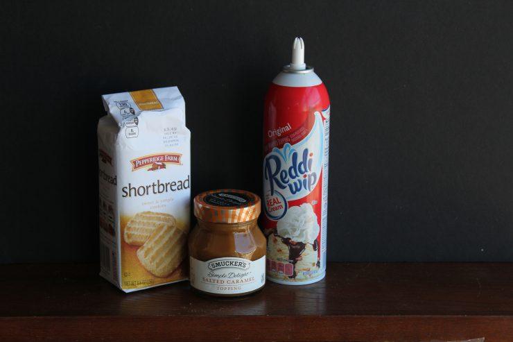 Individual Salted Caramel Cheesecakes