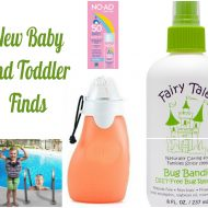 Friday Finds: New Baby and Toddler Products