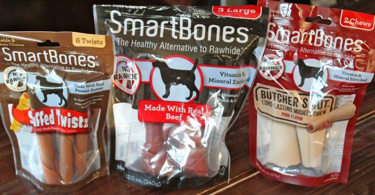 SmartBones® chews giveaway