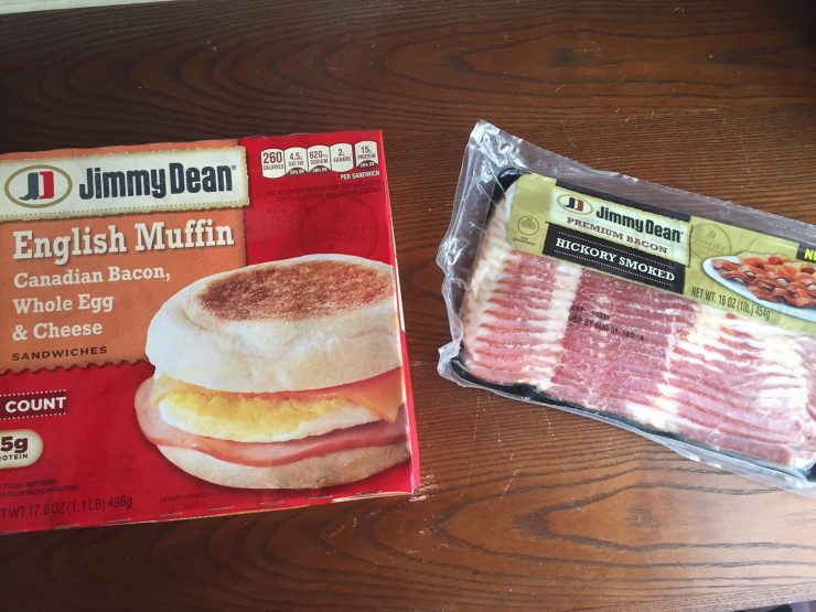 Breakfast ideas for busy mornings #JDgreatdays #sineON #Ad #Pmedia