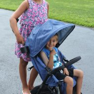 Evenflo Sibby Travel System Review #Sibby #IC #Ad