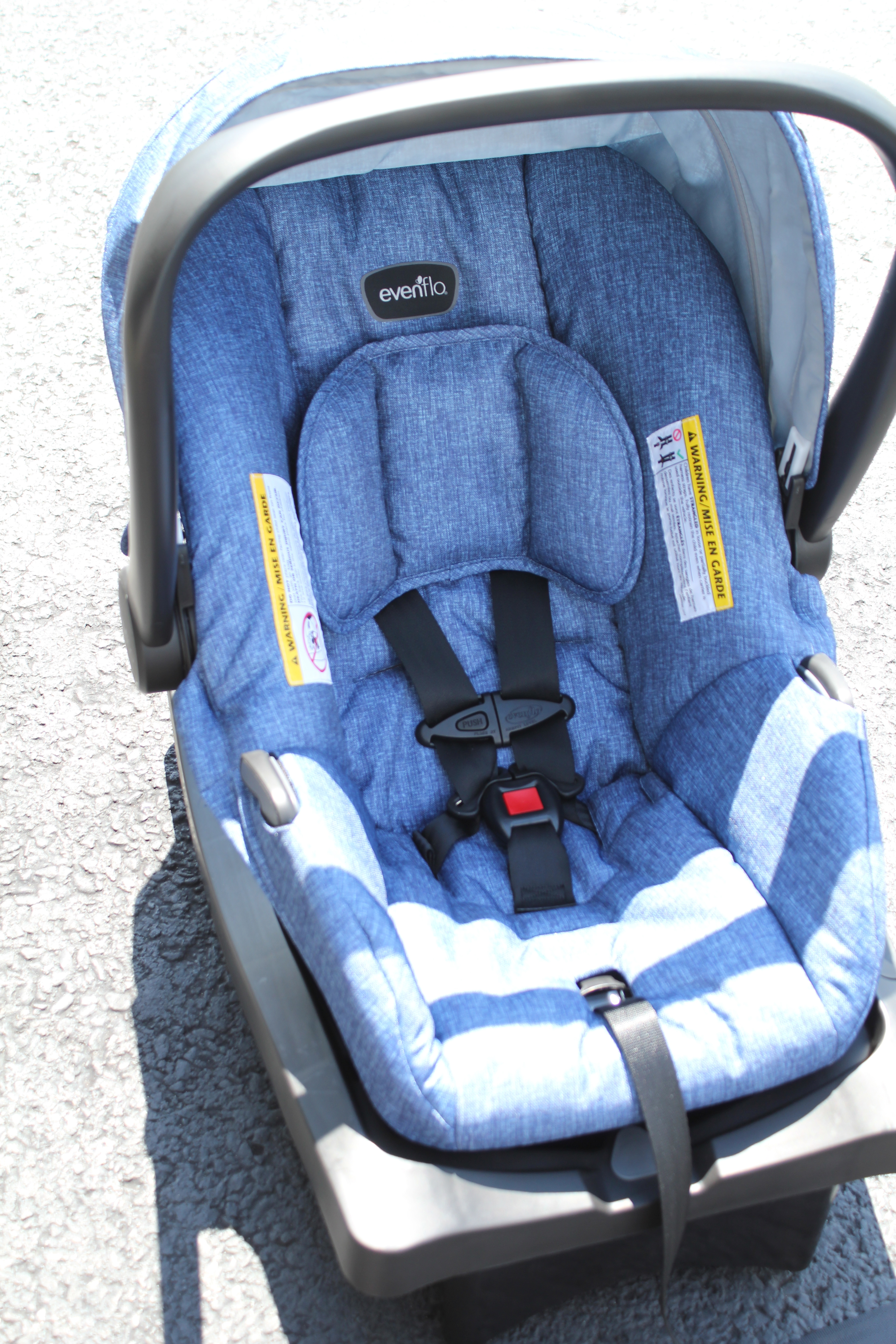 Evenflo Sibby Travel System Review #Sibby #IC #Ad - Girl Gone Mom