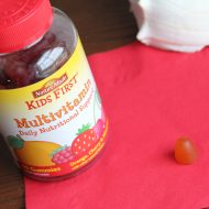 Nature Made® KIDS FIRST® Multivitamin Gummies
