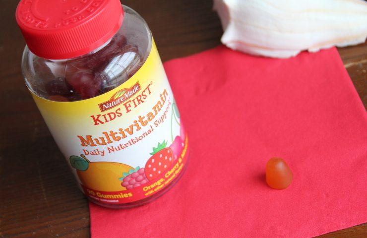 Nature Made® KIDS FIRST® Multivitamin Gummies