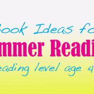Friday Finds: Summer reading ideas for kids 4-7