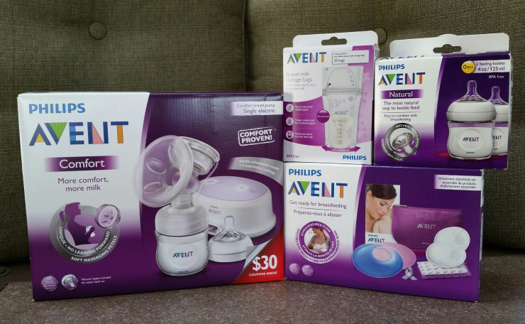 Advent Essential Breastfeeding Essential Products