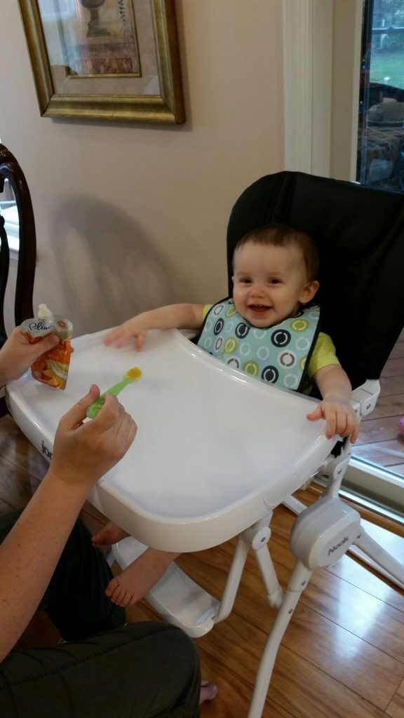 New Joovy Nook Highchair