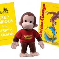Curious George is 75 Years Old! (Boxed Set Giveaway!) #GetCurious
