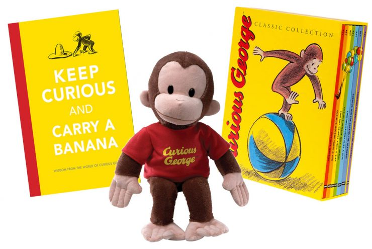 Curious George Giveaway