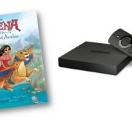 New Book: Elena and The Secret of Avalor +  Amazon Fire Giveaway! #ElenaofAvalor