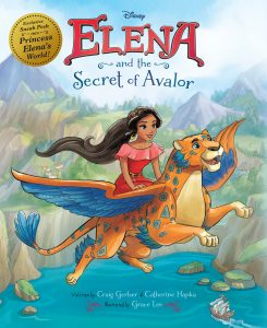 Elena Secret of Avalor