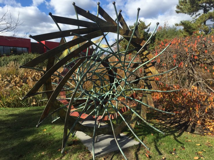 New Jersey's Grounds for Sculpture is a Must-Do