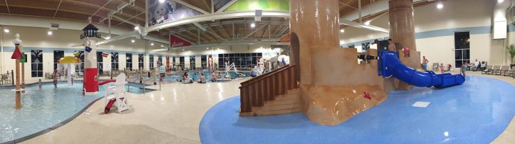 Water Works at Hershey Lodge