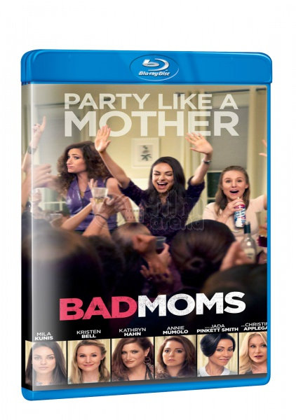 Bad Moms Bu Ray Giveaway