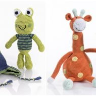 Pebbles Crocheted Toys Review