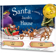 Your Child is the Star in Put Me in the Story {20% Off}