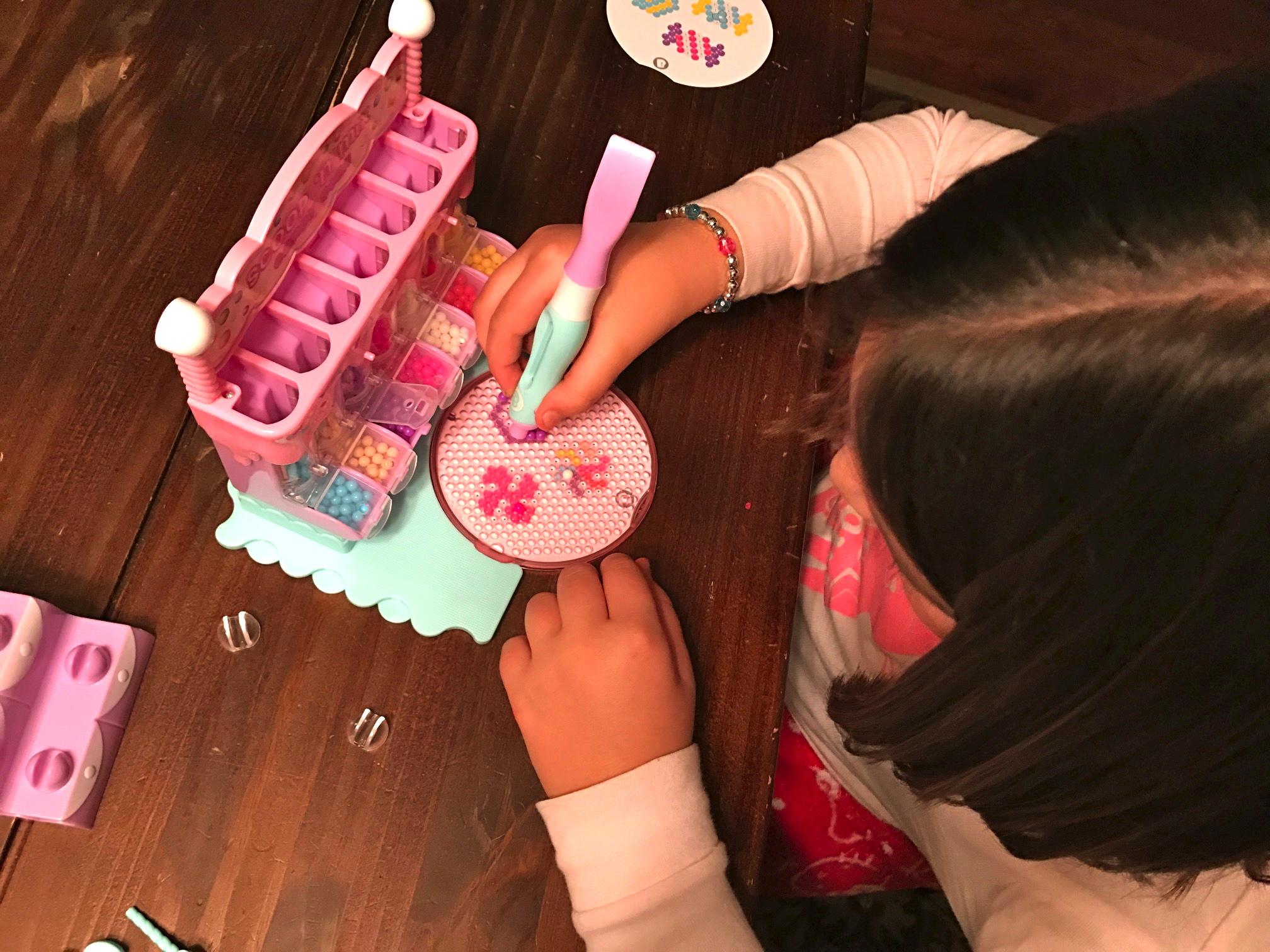 Girl Beados Toys : Fun with beados by moose toys girl gone mom