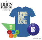 Giveaway: A Dog's Purpose in Theaters Jan 27th