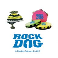 Rock Dog Movie In Theaters February 24th! {Giveaway} #RockDog