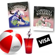 Vampirina At The Beach Giveaway #VampirinaBallerina