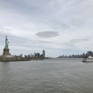 Service to Lady Liberty and Ellis Island via Statue Cruises