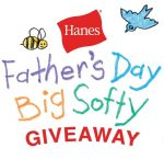 Hanes Big Softy Giveaway (Super Soft Tees, Socks + $50 Gift Card!)