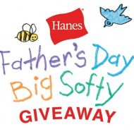 Hanes Big Softy Giveaway (Super Soft Tees, Socks + $50 Gift Card!)
