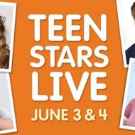 Teen Stars Live: Coming to Sesame Place June 3rd and 4th