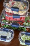 Rubbermaid BRILLIANCE food storage containers giveaway #StoredBrilliantly #ad
