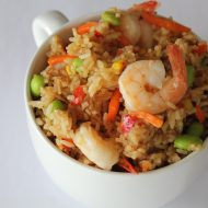 Have Takeout at Home using Ling Ling Fried Rice