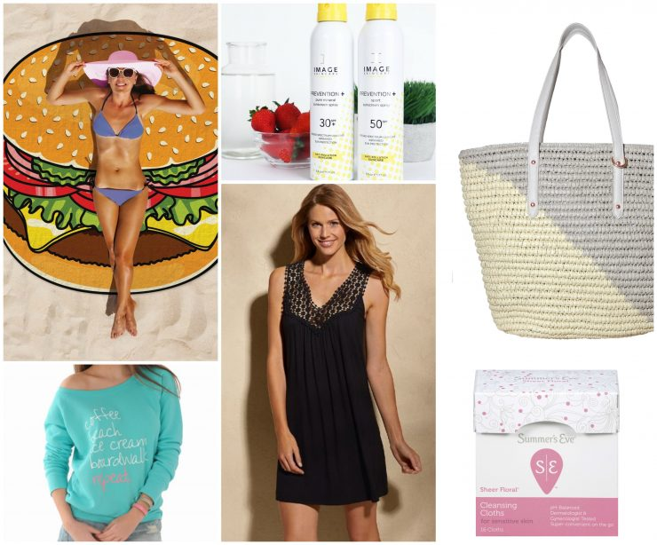 Friday Finds: Beach Bag Essentials
