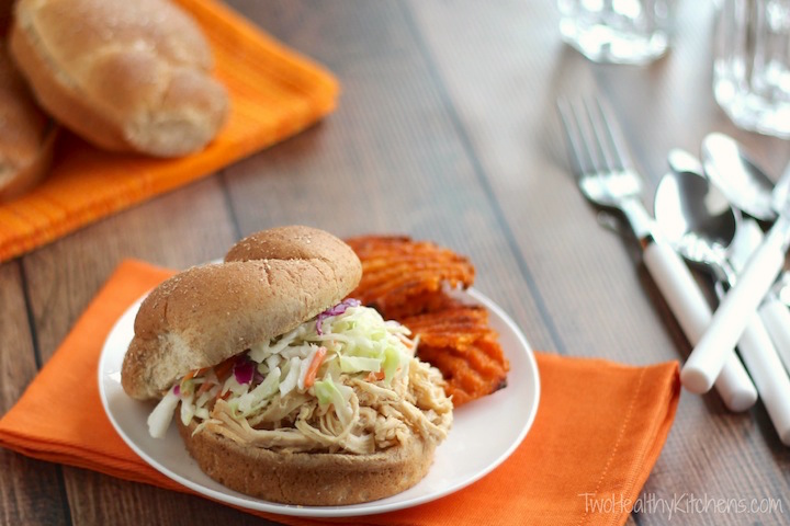 80+ Slow Cooker Recipes: Sandwiches