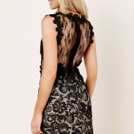 How to Wear a Lace Dress for Every Fall Occasion
